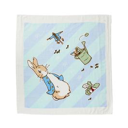 比得兔身高尺紗布四方浴包巾