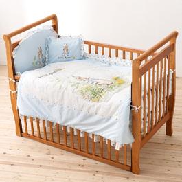 花園比得兔六件床組+比得兔大床