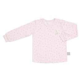 小星心長袖側開衫(鋅纖維)