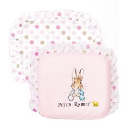 花園比得兔乳膠圓型枕(附枕套)