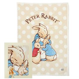 親親比得兔幼兒毛毯禮盒