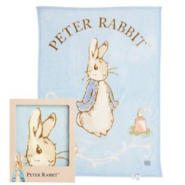 清新比得兔幼兒毛毯禮盒