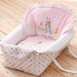 花園比得兔攜帶型小床組