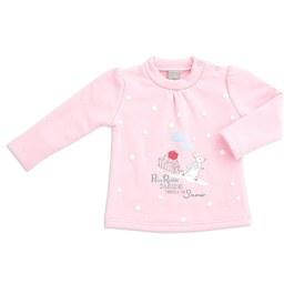 粉紅聖誕上衣