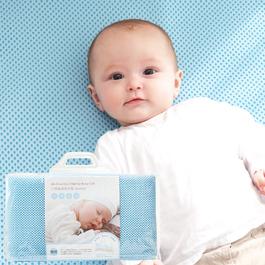 立體超透氣涼墊(吸濕排汗布)-嬰兒床專用(原價1990元)