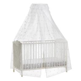 嬰兒床圓頂蚊帳