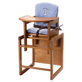 新兩用木製餐桌椅