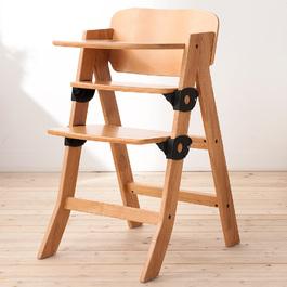 兒童成長椅-附餐盤