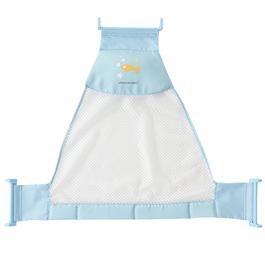 十字型嬰兒安全浴網
