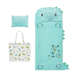 豆趣造型幼教睡袋