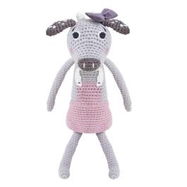 小牛鉤針娃娃