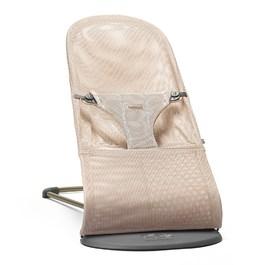 BABYBJORN 柔軟透氣彈彈椅(淺粉加送彈彈椅收納袋)