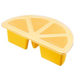 副食品儲存盒-檸檬(90mlx4格)