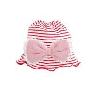 英倫風情女童帽