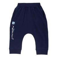 海洋風七分褲(深藍)