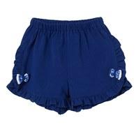 藍色風情短褲