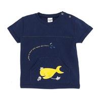 鯨魚狂想T恤