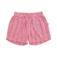 英倫風情短褲