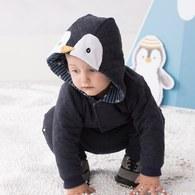 小企鵝外套
