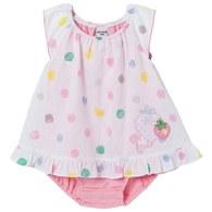 小草莓洋裝式兔裝