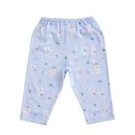 小熊假期嬰兒長褲(天絲棉)