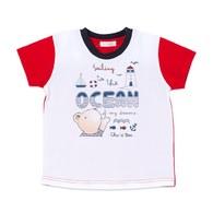 夏日海邊T恤