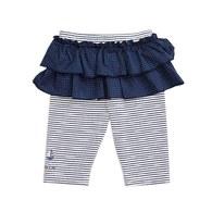 小帆船褲裙(七分褲)