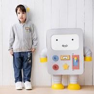 機器人九分褲(吸濕排汗)
