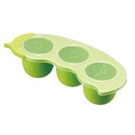 副食品儲存盒-豌豆(60mlx3格)