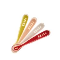 新生兒矽膠軟湯匙4入組