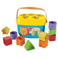 費雪寶寶積木盒