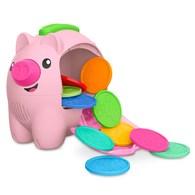 費雪可愛小豬撲滿