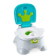 費雪國王學習便器椅凳-灰色
