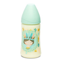 寬口型貴族奶瓶270ml-印地安系列