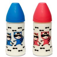 寬口拇指型奶瓶270ml-秘密系列