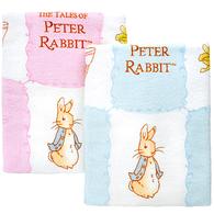 比得兔印花大浴巾