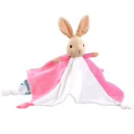 比得兔玩偶安撫巾