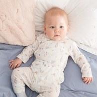 跳跳兔嬰兒長褲(水晶紗)