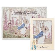 比得兔英倫小羊羔絨毯/蓋毯禮盒