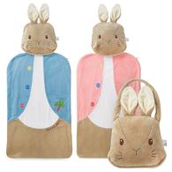 比得兔造型幼教睡袋