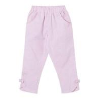 粉紅玫瑰九分褲