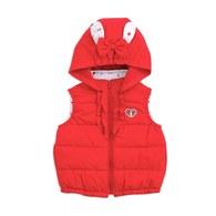 雪季比得舖棉背心外套-雙面穿