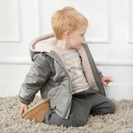 時尚比得舖棉外套