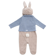比得兔造型長袖兔裝