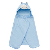 吸濕速乾造型浴袍巾