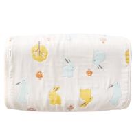 快樂森林六層紗大枕巾
