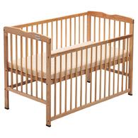 奇哥簡約嬰兒床(送優雅比得兔六件床組)