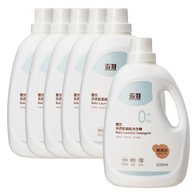 【箱裝】嬰兒天然胺基酸洗衣精-瓶裝2000mlx6