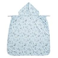 涼感抗UV揹巾披風