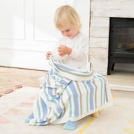 柔舒造型玩偶蓋毯禮盒